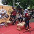 Kopi, Ulos, Musik dan Fashion Show di Festival Kopi Sidikalang