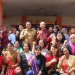 Bupati Dairi Puji Perkumpulan Sada Ahmo Peduli Terhadap Perempuan