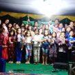 Pisah Sambut KKN UINSU, Kades Aornakan II Jamenar Puji Kegiatan Mahasiswa
