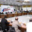 Gubernur Yakinkan DPR Soal Kondusifitas Rakyat