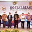 Gubernur Yakin Dana Desa Bisa  Menjamin Kehidupan Layak Masyarakat