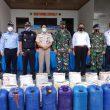 Karantina Pertanian Jayapura dan TNI Gagalkan Upaya Penyelundupan Buah Pinang dari Papua New Guinea