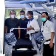 Edy Rahmayadi Kembali Luncurkan Tiga Mobil Operasi Lapangan