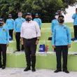 Bupati Dairi Dukung Kick Off Revitalisasi Toilet Destinasi Pariwisata Danau Toba