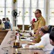Gubsu Edy Bersilaturahmi Bersama Insan Pers