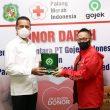 Aktif Kegiatan Kemanusiaan, Wagubsu Puji Puji PT Gojek Indonesia