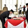 Gubernur Edy Rahmayadi Lantik Afifi Lubis Jadi Pj Sekdaprov Sumut