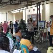 Bupati Dairi Eddy KA Berutu Tinjau Pelaksanaan Vaksinasi Massal Di Tigalingga