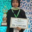 2 Santri Mahad Tahfizhil Quran Daarut Taufiq Juara STQ ke-17 Sumut