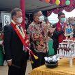 Bupati DR. Ekab Hadiri Undangan HUT Gereja GPDI Ke Satu Abad
