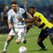 Tembakan Messi Brilian, Argentina Melaju ke Semifinal
