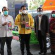 Pemkab Dairi Terima Satu Unit Mobil Perpustakaan Keliling